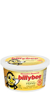 Billy Bee Creamed Honey Tub