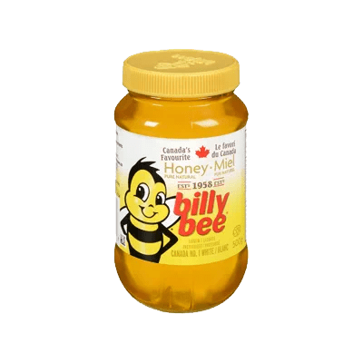 Billy Bee Liquid White Honey