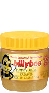 Billy Bee Spreadable Honey Jar