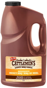 Cattlemen's® Mississippi Honey® BBQ Sauce