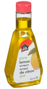 Lemon Extract, Pure