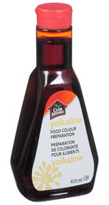 Yolkaline Food Colour Preparation
