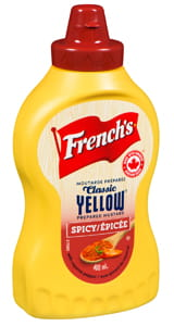 French's® Classic Yellow Spicy Mustard
