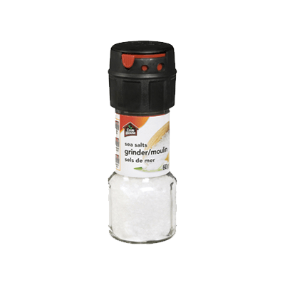 Club House Sea Salt Grinder