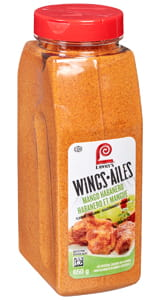 Lawry's Mango Habanero Wing Seasoning