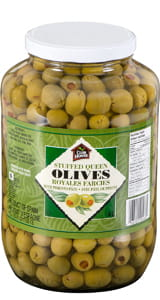 Green Olives, Stuffed Queens