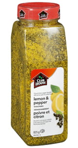 Lemon and Pepper Seasoning