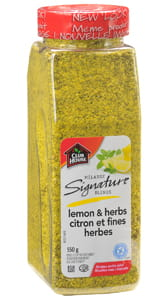 Lemon and Herbs Seasoning