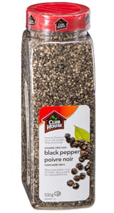 Pepper, Black Coarse Cracked