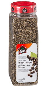Pepper, Black Coarse Grind