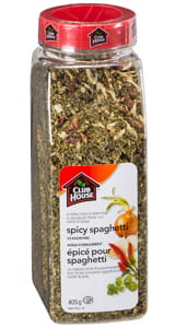 Spicy Spaghetti Seasoning