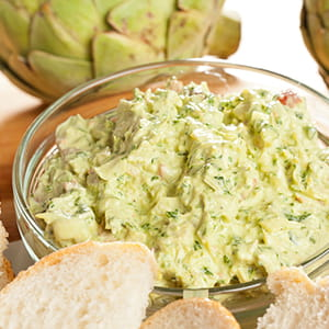 Warm Artichoke Spread