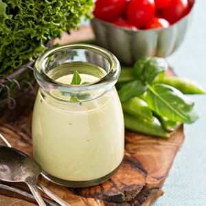 Creamy Citrus Salad Dressing