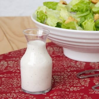 Creamy Italiano Salad Dressing