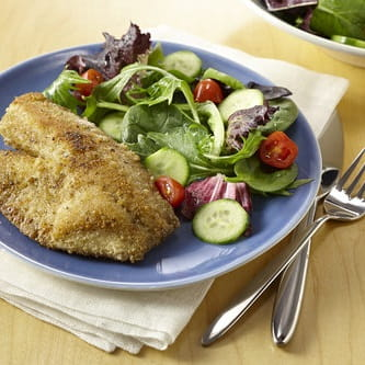 Easy Bake Fish Fillets