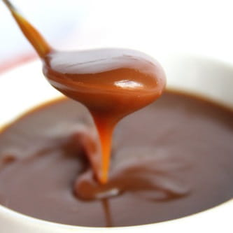 Easy Butter Toffee Sauce