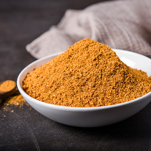 Hot Gunpowder Spice (Milagai Podi)