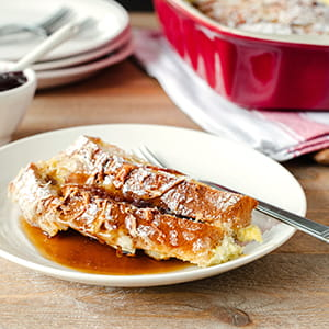 Make Ahead French Toast