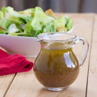 Greek Salad Dressing and Marinade