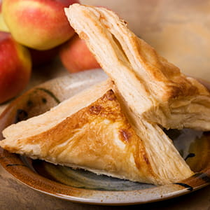 Honey Apple Turnovers