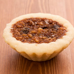 Honey Raisin Butter Tarts