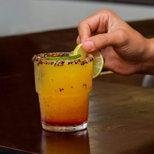 LA LOBA Cocktail