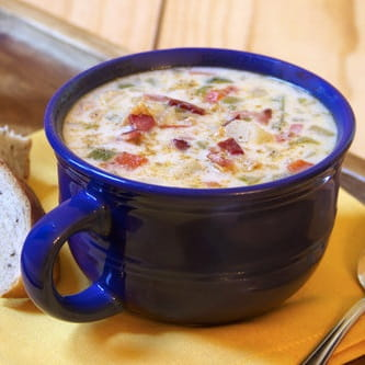 OLD BAY Seafood Chowder
