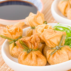 Pork Won Ton