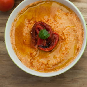 Red Pepper and Garlic Dip