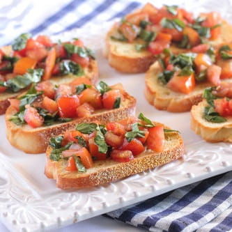 Italiano Bruschetta