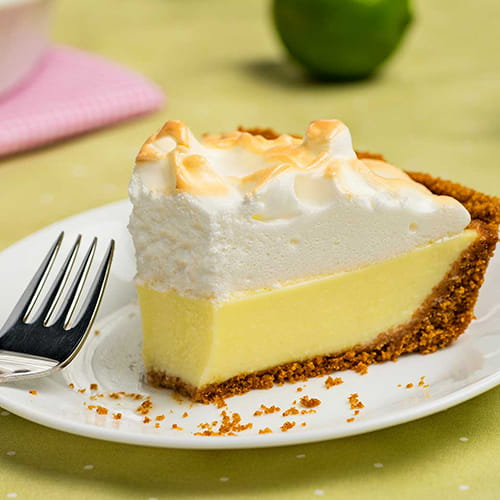 Coconut Lime Pie