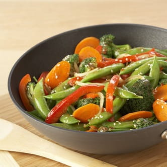Vegetable Stir Fry