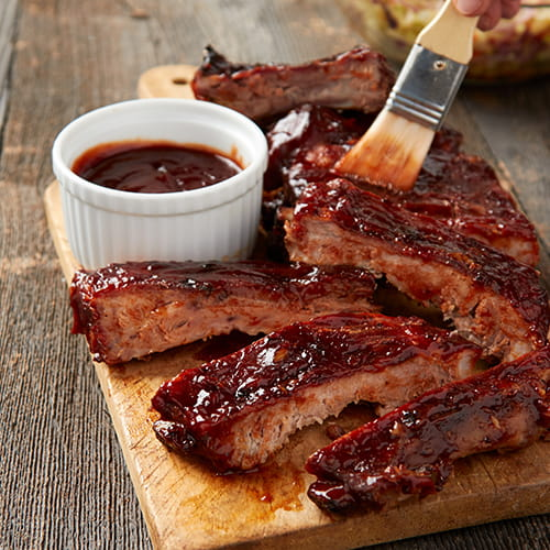 Wild Whiskey Smoked BBQ Beef Ribs